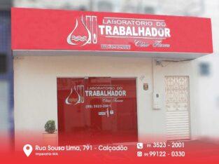 LABORATÓRIO DO TRABALHADOR EM IMPERATRIZ