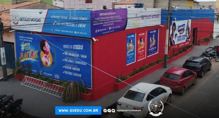 ESCOLA TECNICA GETULIO VARGAS EM IMPERATRIZ