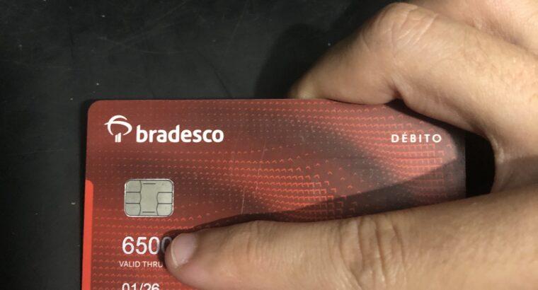 Cartão Perdido