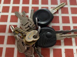 Bolo de chaves