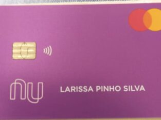 Cartão de crédito nubank perdido
