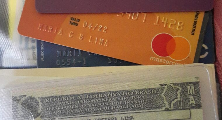 Maria do Carmo Bezerra Lima documentos perdidos